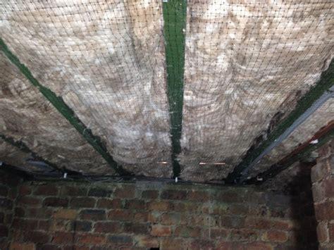 underfloor insulation netting underfloor insulation