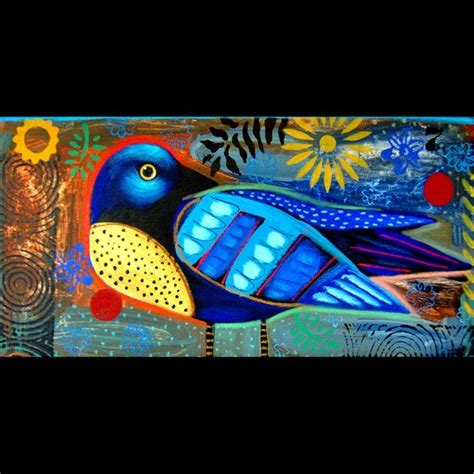 paint with a twist powell blue bird by terrell powell photos roulottes