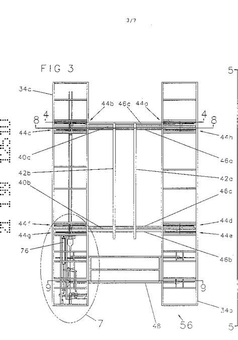 boat lift walkway floating boat lift with retracting walkway by jancsek