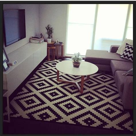 bedroom rugs ikea black white rug ikea lovely home decor pinterest