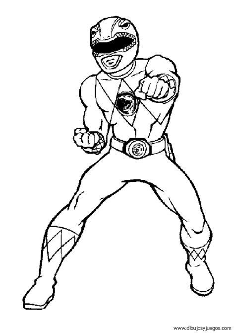 power rangers para colorear e imprimir dibujos power rangers 021 dibujos y juegos para pintar