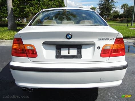 2004 bmw 325xi 2004 bmw 3 series 325xi sedan in alpine white photo 7