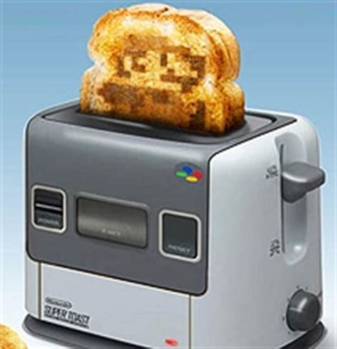 Nintendo Toaster For Sale nes toaster for the sophisticated gamer
