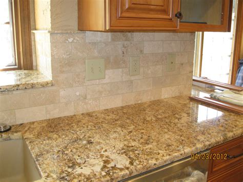 Shining Granite Countertops by Springboro Kitchen Countertops Remodeling Designs Inc