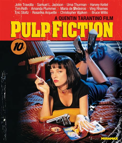quentin tarantino film list imdb fakta menarik film pulp fiction 1994