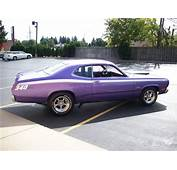 1972 PLYMOUTH DUSTER Classic Muscle Hot Rods Rod F