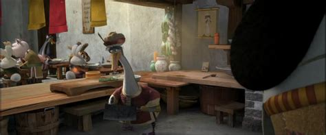 Fu S House by Against The Hype Mr Ping In Kung Fu Panda