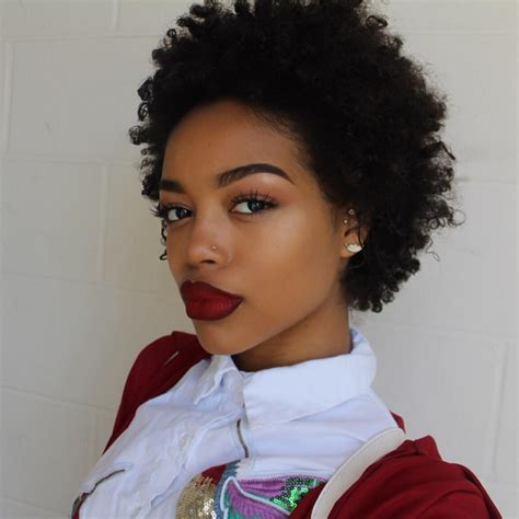 beauticians for short curly hairstyles atlanta go follow blackgirlsvault for more celebration of black