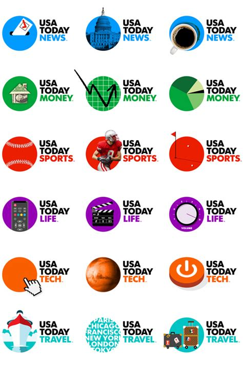 I Wanted To Write About The Usa Today Review Of Th by What Not To Do With A Logo Branding According To Colbert