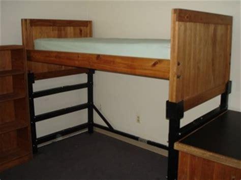 University Of Richmond Dorm Room Photo Gallery Bedlofts Bunk Bed Risers