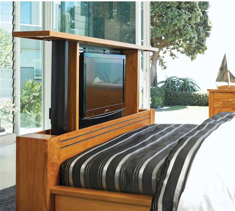 Bed Frames With Tv Built In Bed Frames With Tv Built In Design Decoration