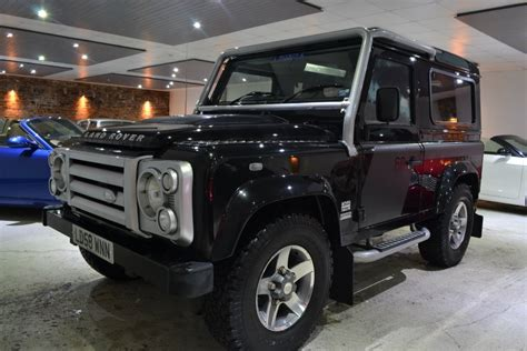 transmission control 1995 land rover defender security system used black land rover defender for sale worcestershire