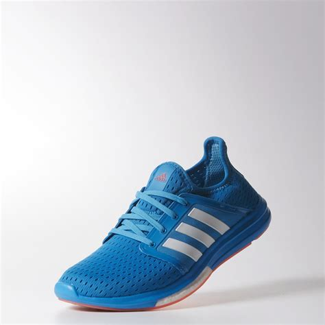 Adidas Sonic Boost Blue adidas womens climachill sonic boost running shoes solar
