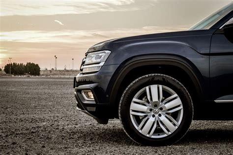 volkswagen teramont  review qatar yallamotor