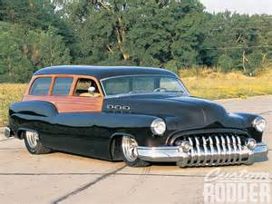 1950 Buick Wagon 1950 Buick Special Station Wagon Center Console Photo 8