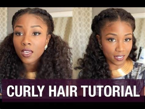 step by step tutorial on seeing curly weave 62 best curly weave images on pinterest braids curls