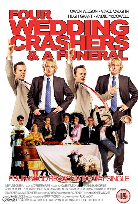 wedding crashers funeral four wedding crashers a funeral worth1000 contests