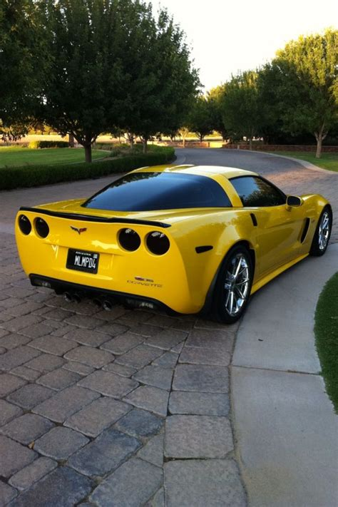 corvette c6 yellow 25 best ideas about yellow corvette on