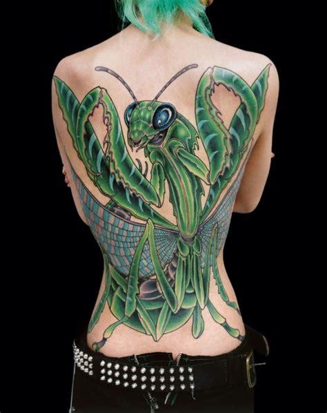 praying mantis tattoos praying mantis meaning tattoos