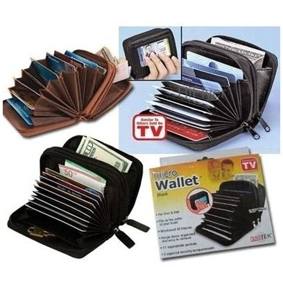 Wallet Kartu Multifungsi 18 In 1 micro wallet multifunction purse dompet multifungsi black jakartanotebook