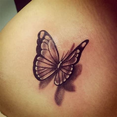 butterfly tattoo realism 18 best realistic black butterfly tattoos images on
