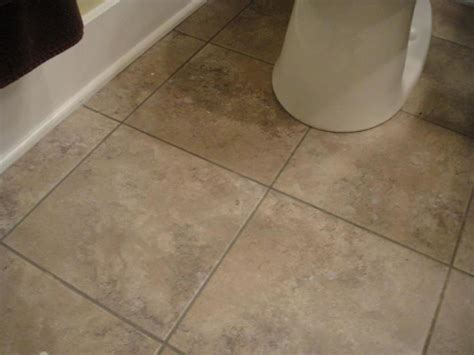 replace bathroom floor changing linoleum flooring bathroom