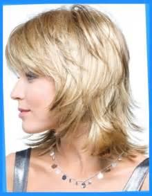 medium shag haircuts on shag hairstyles
