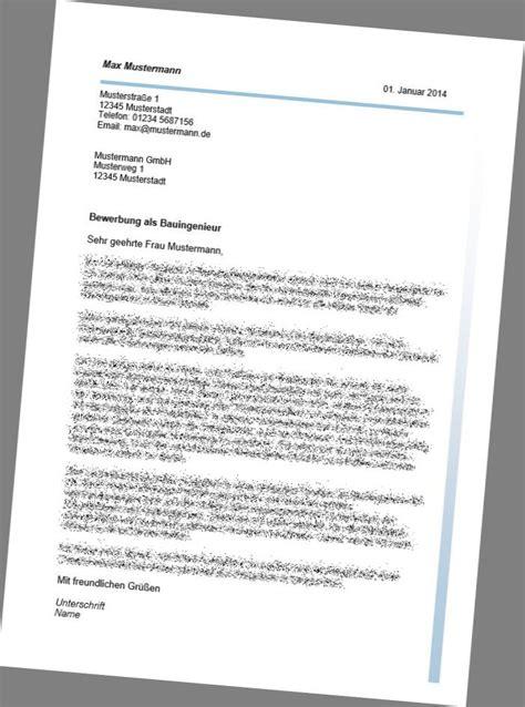 Bewerbung Anschreiben Muster Bauingenieur Unser Bewerbungspaket F 252 R Die Bewerbung Als Bauingenieur
