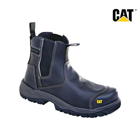 Caterpilar Boots Safety cat propane slip on safety boots safety boots