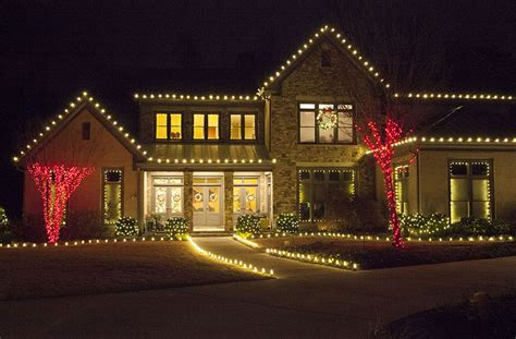 lights on house ideas outdoor lights ideas for the roof