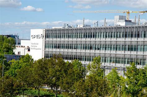 opel russelsheim opel r 252 sselsheim rhein germany plant gm authority