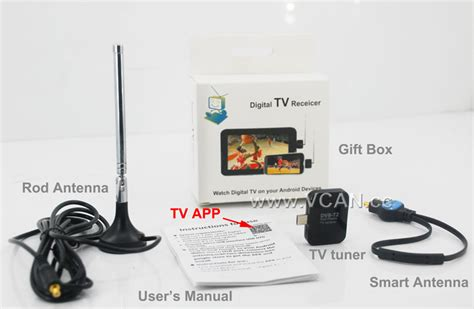 Tv Tuner Android Jogja micro usb digital dvb t dvb t2 tv tuner receiver for android pad
