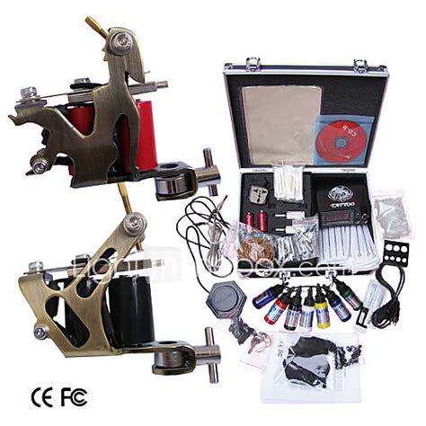 professional tattoo guns professional machine kit completed set with 2