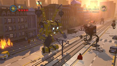 film robot game the lego movie videogame screenshots for windows mobygames