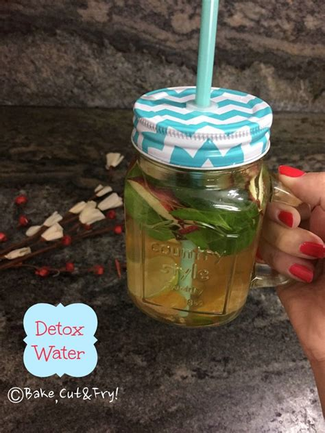 How To Detox At Home by Cleanse Your System With Detox Water How To Make Detox