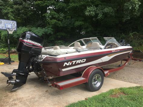 nitro boats pics tracker nitro 185 sport 2002 for sale for 1 boats from