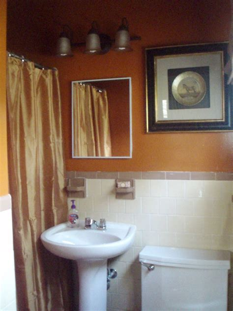 valspar bathroom paint the burnt orange color valspar la fonda copper interior