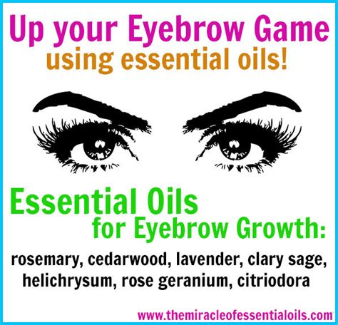 essential oils for tattoo removal how to grow eyelashes and eyebrows naturally choice image