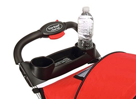 Reclining Restraint by Kolcraft Cloud Plus Lightweight Stroller With 5 Point