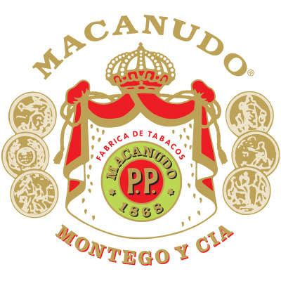 Macanudo Handmade Imported - macanudo montego y cia 1993 wood cigar box with cigar