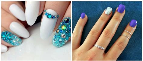 Most Fashionable Nail Polishes Top 7 by Nail 2018 Actual And Trendy Nail Trends 2018