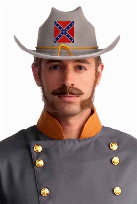 Civil Officer by Civil War Confederate Officer Hat Apple