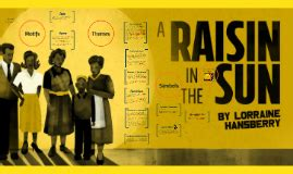 themes in a raisin in the sun by lorraine hansberry introduction to hamlet by ivonne rovira on prezi