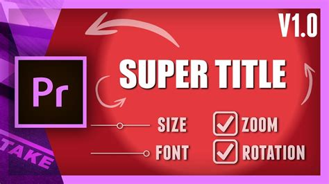 adobe premiere title templates adobe premiere title templates free
