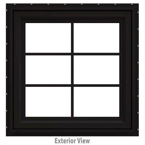 jeld wen awning windows jeld wen 29 5 in x 35 5 in v 4500 series awning vinyl