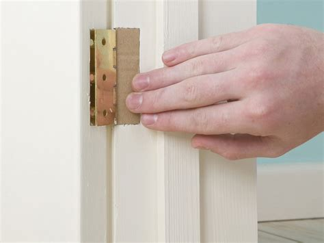 how to fix sticking rattling doors and hinges how