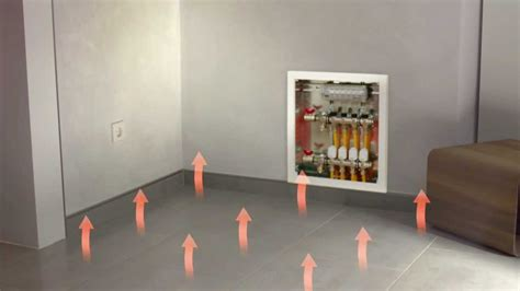 temperature riscaldamento a pavimento il riscaldamento a pavimento termoclimatizzato schl 252 ter