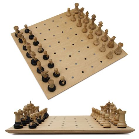 amazing chess sets wooden chess set an amazing new approach to the game