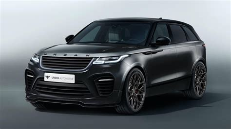range rover velar svr 2019 range rover velar svr review price release date
