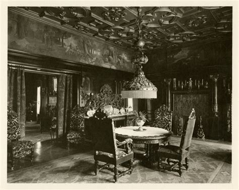 the dining room at the society the edwin hite ferguson mansion the filson historical